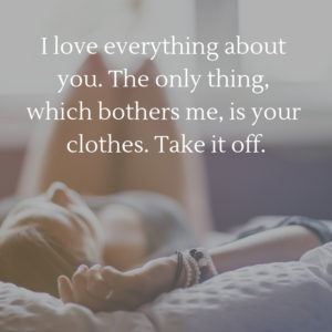 Naughty quotes for him images